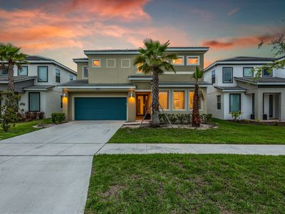 Photo for ⭐Modern House⭐ 6BD/6.5 BA Bella Vida Resort/PRIVATE POOL/MOVIE THEATER/LAKE VIEW