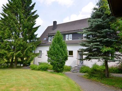 Photo for Detached group holiday home in the Sauerland with large property and sauna