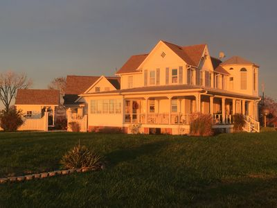 Photo for White Heron Inn House and Guest House Combo Package