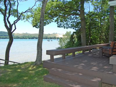 Photo for Large, Adorable Double Cottage on Little Glen Lake Close to National Park