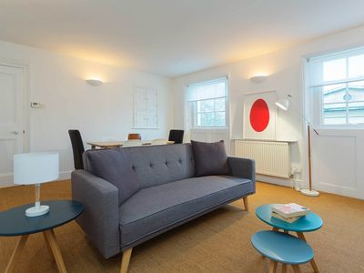 Photo for Modern two bed apartment close to Southbank, London Bridge and The Shard (Veeve)