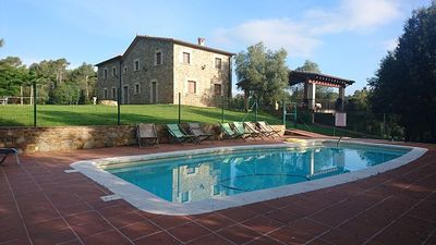 Photo for 3BR Cottage Vacation Rental in Porqueres, Girona