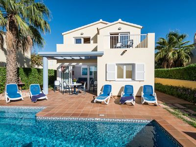 Photo for The wonderful complex consists of detached two storey villas each with their own private swimming po