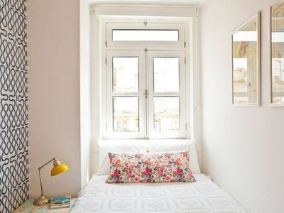Photo for Monthly discount! Stay safe in 2-bed flat w/all amenities, in Bairro Alto