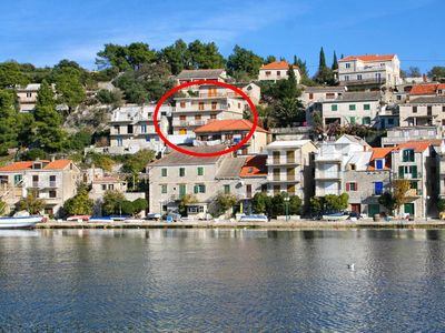 Photo for Apartment in Povlja (Brač), capacity 4+1