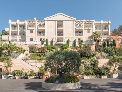 Photo for Just apartment for 6-7 people Residence with swimming pool in Cannes (3km)
