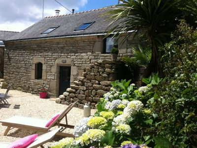 Photo for cottage of character 4 * - Regional Natural Park of the Gulf of Morbihan