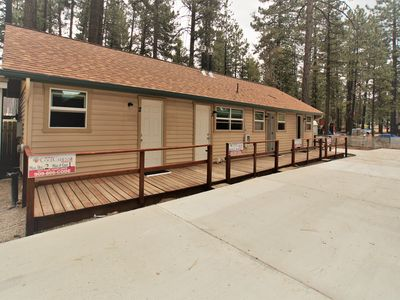 Photo for Big Bear 4 Seasons Four - FREE Kayak/Bike Rental! - 1BR/1BA/HBO/WiFi/Walk to Lake