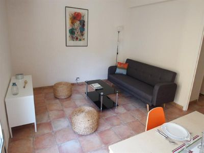Photo for NICE VALROSE 2 ROOMS GOOD CONDITION INTERNAL BALCONY