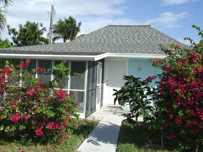 Photo for Beautiful Beach Villa with a Screened in Porch   2BR / 2 BA