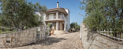 Photo for Beautiful house surrounded by olive trees