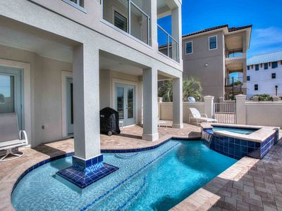Photo for 30A Dune Allen Beach Vacation House w/ Private Pool + Unobstructed Gulf Views!