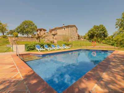 Photo for Self catering Can Vicens for 16 people