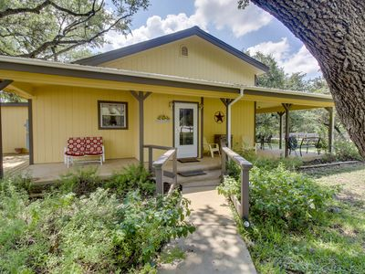 Photo for Dog-friendly home with a wrap-around porch, close to the river and town!