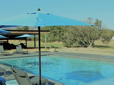 Photo for Charming Modern Farmhouse with a new POOL on 5 acres in the Carneros wine region