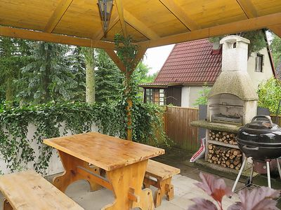 Photo for Vacation home Vila Tosca in Pyšely - 4 persons, 1 bedrooms