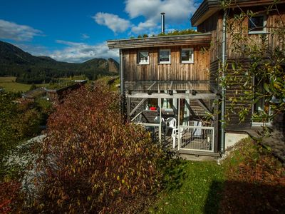 Photo for Cosy wooden chalet in the holiday village of Hohentauern