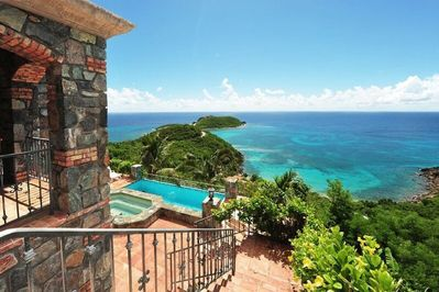 Your amazing view from Casa del Sol