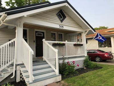 Photo for 2BR House Vacation Rental in Fort Wayne, Indiana