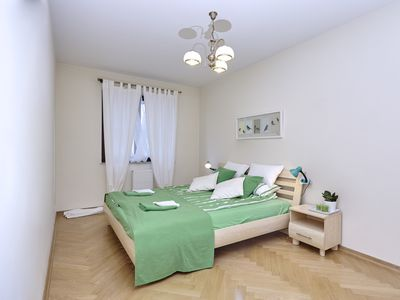 Photo for 2BR Apartment Vacation Rental in Kraków