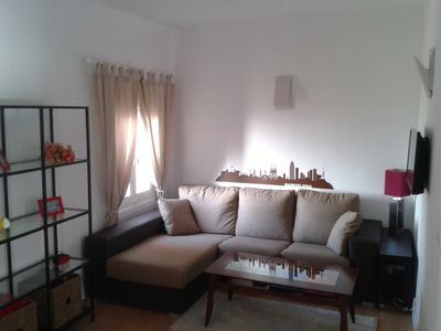 Photo for Romantic & quiet apartment next to Park Güell