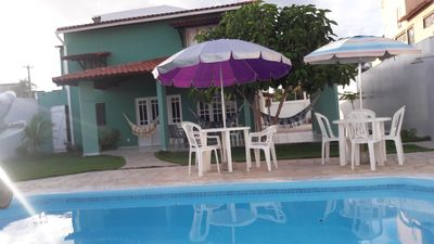 Photo for Excellent House With Pool, Being 3 suites and 100 Meters From The Sea!