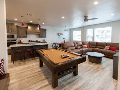 Photo for Near Coral Canyon Golf Course w/Pool Table, ping pong, and fire pit