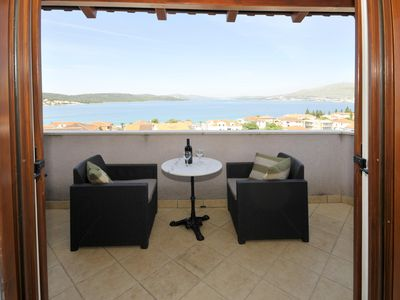 Photo for Apartments Ivana-Mira / Two bedroom A5 / 2. floor