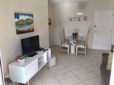 Photo for Tijuca 2 bedrooms and a super comfortable suite close to the subway of Uruguay!