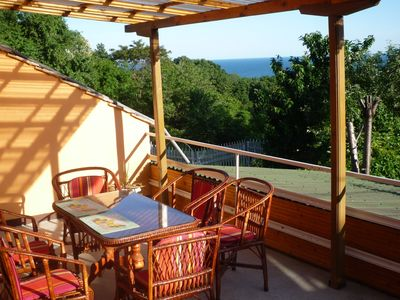 Photo for Enjoy your holiday in a beautiful Holiday Villa close to nature