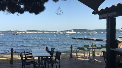Photo for MAS WITH SEA VIEW GULF OF SAINT TROPEZ