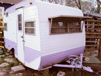 Photo for Glamp Austin style in your own Micro Trailor Park