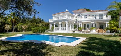 Photo for Luxury Family Villa in Hacienda las Chapas, Marbella