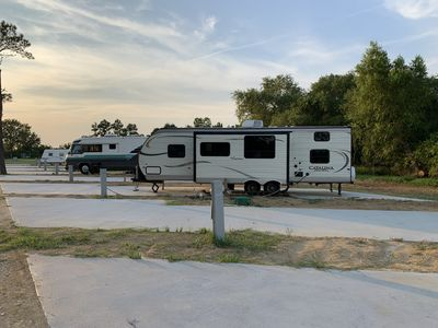 Photo for New Beautiful RV - Free Wi-Fi and Cable