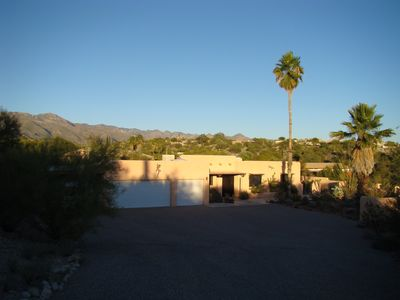 Photo for Lovely Central Catalina Foothills Home