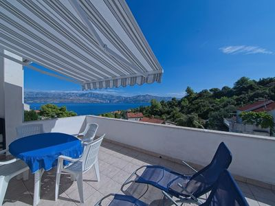 Photo for Apartment Pavlo  - Postira, Island Brac, Croatia