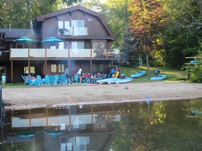 Photo for Save BIG on August 17-24, 2019 Beautiful Lake House - Perfect for Big Families!