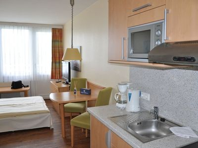 Photo for Apartment in Wangels with Parking, Internet, Washing machine, Pool (647120)