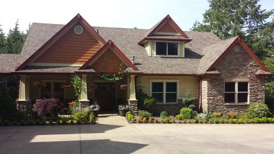 Photo for Located in beautiful Willamette Valley with an easy access to Portland, Salem