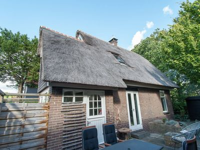 Photo for Detached, thatched-roof home, a 10-minute walk from the charming town of Bergen