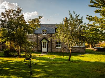 Photo for Croftness Farmhouse- Highland Perthshire Luxury