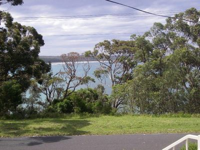 Photo for Belong At Bendalong sleeps 12 and  is across the road from Washerwomans Beach Reserve.