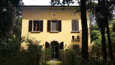 Photo for Villa Blacks Serneri noble residence with beautiful park of the Val di Chiana