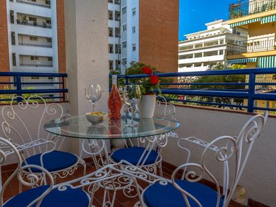 Photo for Stunning apartment in Marbella (Golden Mile)