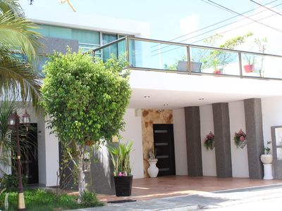 Photo for Casa andrade is located near chichen itza and tourist places