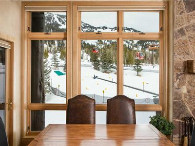 Photo for RMR: 2 BR Luxury Ski in/Ski out Condo base of Gondola! FREE ACTIVITIES!