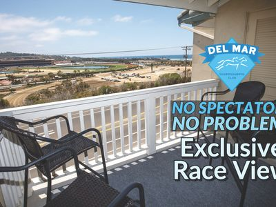 Gone Coastal! - Luxury Ocean & Race Track Condo With Panoramic Views!
