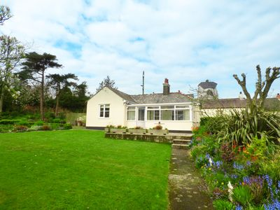 Photo for HAFOD COTTAGE, pet friendly, with open fire in Cemaes Bay, Ref 948230