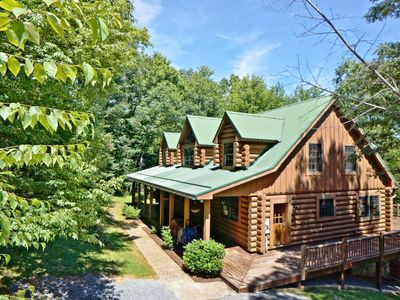 Photo for Deep Sigh- 4 bedroom lakefront home along a quiet section of Deep Creek Lake in Deep Creek Lake
