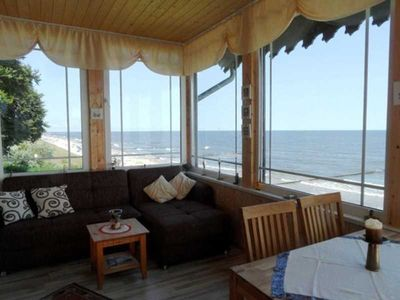 """Photo for Apartment with Veranda - """"Haus Anneliese"""", apartments with sea view"""